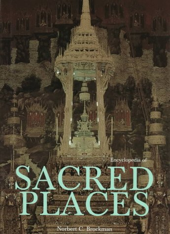 Encyclopedia of Sacred Places 9780874368307