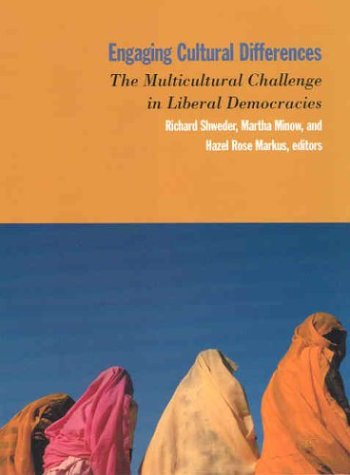 Engaging Cultural Differences: The Multicultural Challenge in Liberal Democracies 9780871547910