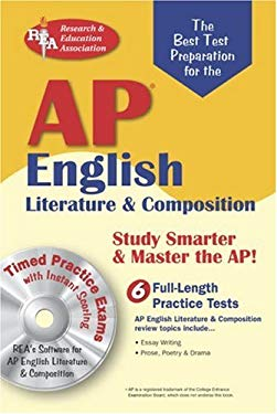 English Literature & Composition [With CDROM] 9780878911295