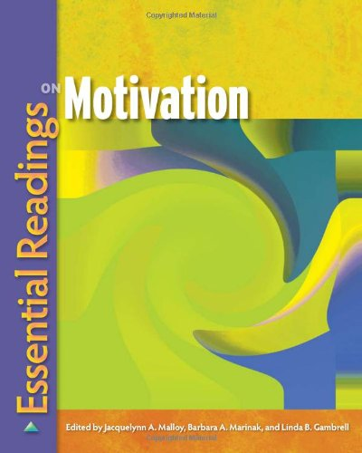 Essential Readings on Motivation 9780872078109