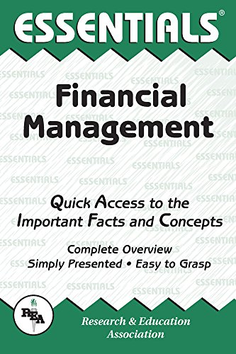 Essentials of Financial Management 9780878917242