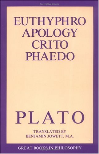 Euthyphro Apology Crito & Phaedo 9780879754969