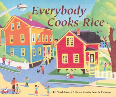 Everybody Cooks Rice 9780876145913