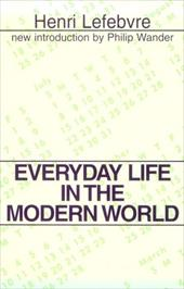 Everyday Life in the Modern World 3913088
