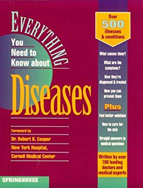 Everything You Need to Know about Diseases 9780874349450
