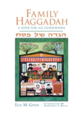 Family Haggadah: A Seder for All Generations 9780874416855