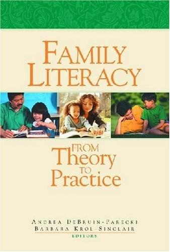 Family Literacy 9780872075115