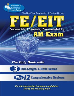 Fe - EIT: Am (Engineer in Training Exam) 9780878910779