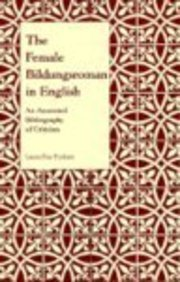 Female Bildungsroman in Englis 9780873529624