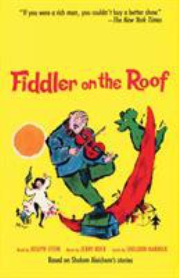 Fiddler on the Roof (Choral Medley): Based on Sholom Aleichem's Stories 9780879101367