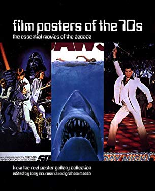 Film Posters of the 70s: Essential Movies of the Decade 9780879517304