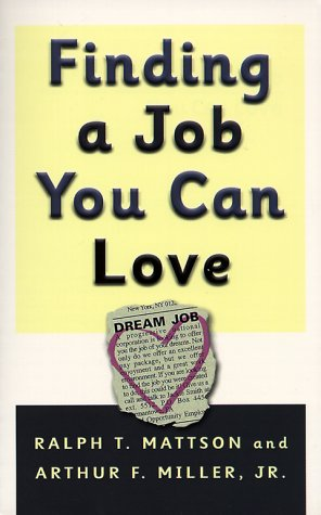 Finding a Job You Can Love 9780875523934