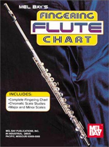 Flute Fingering Chart 9780871665027