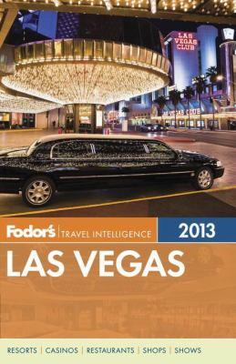 Fodor's Las Vegas 2013 9780876371213