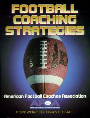 Football Coaching Strategies 9780873228695