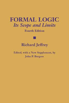 Formal Logic: Its Scope and Limits 9780872208131