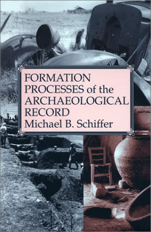 Formation Processes of Arch Record 9780874805130