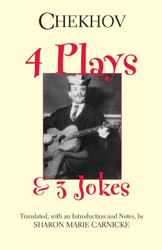 Four Plays & Three Jokes 9780872209978