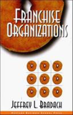 Franchise Organizations 9780875848327