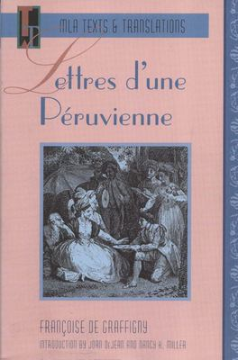 Fre-Lettres Dune Peruvienne 9780873527774