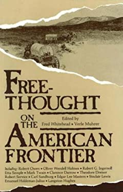 Freethought on the American Frontier 9780879756987