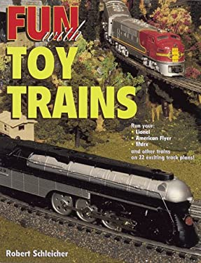 Fun with Toy Trains 9780873417013