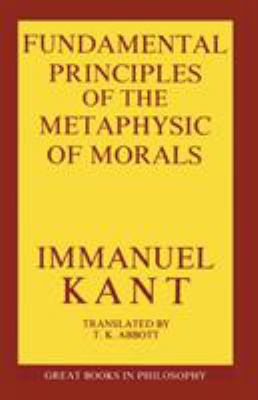 Fundamental Principles of Metaphysics 9780879753771