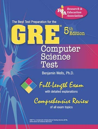 GRE Computer Science Test 9780878914340