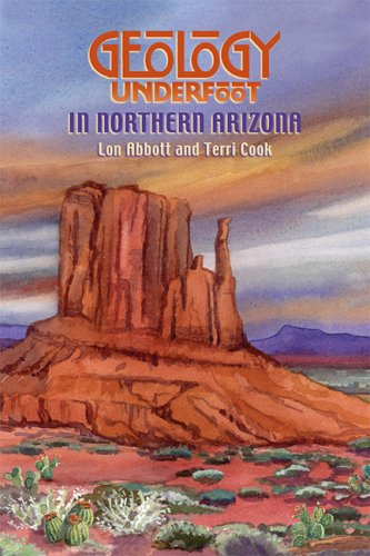 Geology Underfoot in Northern Arizona 9780878425280