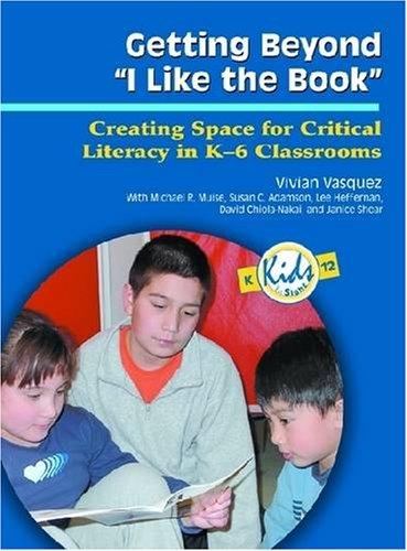 Getting Beyond I Like the Book 9780872075122