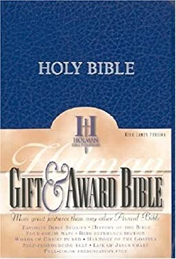 Gift & Award Bible-KJV 9780879814618