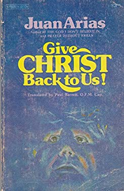 Give Christ Back to Us!