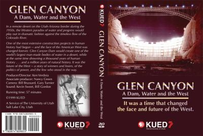 Glen Canyon: A Dam, Water, and the West 9780874809855