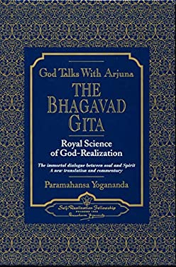 God Talks with Arjuna: The Bhagavad Gita 9780876120309