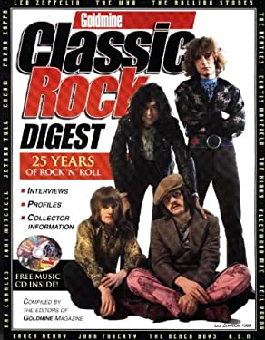 Goldmine Classic Rock Digest [With CD] 9780873416887