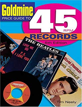 Goldmine Price Guide to 45 RPM Records 9780873498401
