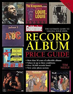 Goldmine Record Album Price Guide 9780873496711