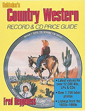 Goldmine's Country Western Record and CD Price Guide 9780873414708