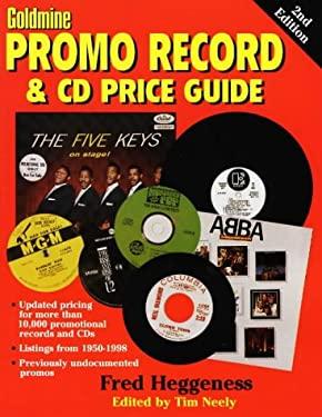 Goldmine's Promo Record & CD Price Guide 9780873416344
