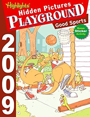 Good Sports [With Stickers] 9780875343204
