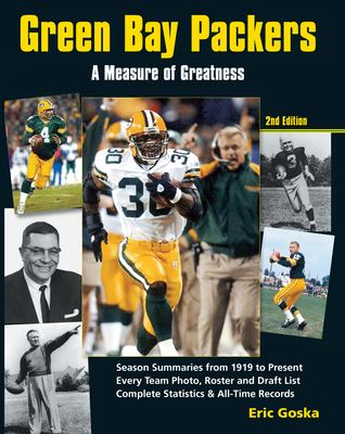 Green Bay Packers - A Measure of Greatness 9780873499200