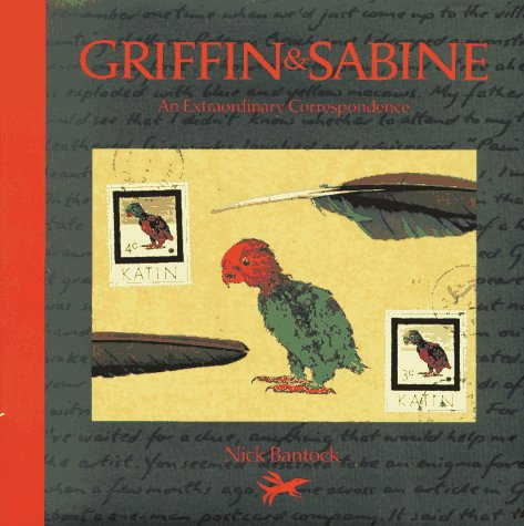 Griffin & Sabine: An Extraordinary Correspondence 9780877017882
