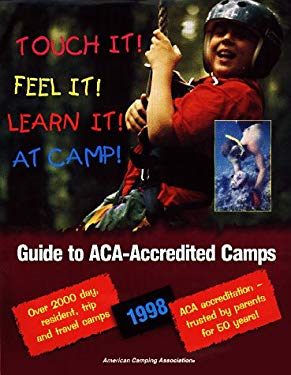 Guide to ACA-Accredited Camps 9780876031582