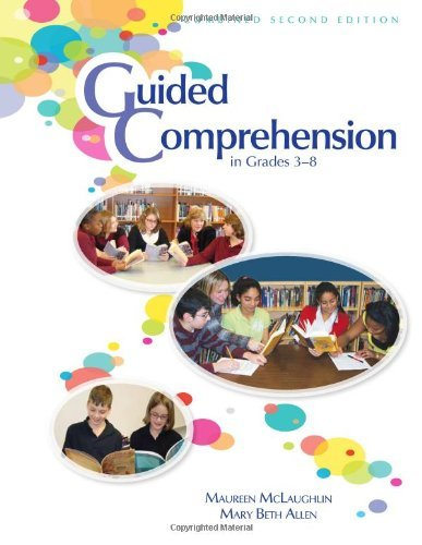 Guided Comprehension in Grades 3-8 9780872077126