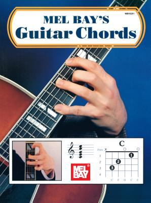 Guitar Chords 9780871660909