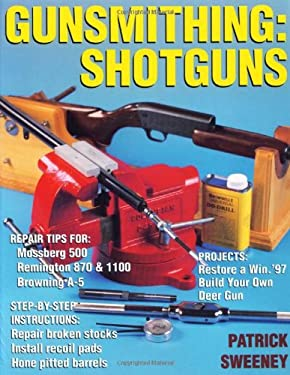 Gunsmithing: Shotguns 9780873419208