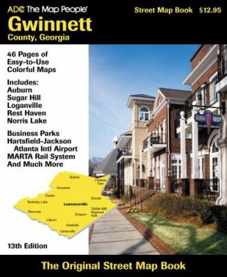 Gwinnett County, GA: Includes: Auburn, Sugar Hill, Loganville, Rest Haven, Norris Lake 9780875306827