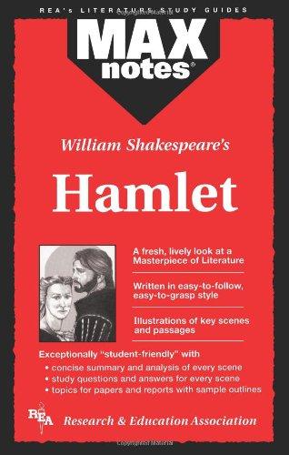 Hamlet (Maxnotes Literature Guides) 9780878919529