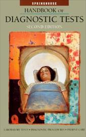 Handbook of Diagnostic Tests 3865779