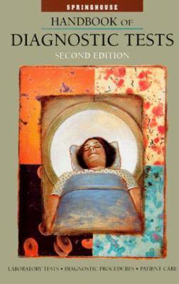 Handbook of Diagnostic Tests 9780874349825